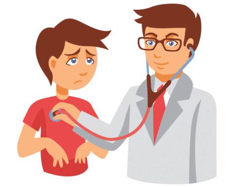 ¿Cómo se confirma que un niño es asmático?